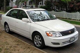 2000 - 2002 Toyota Avalon