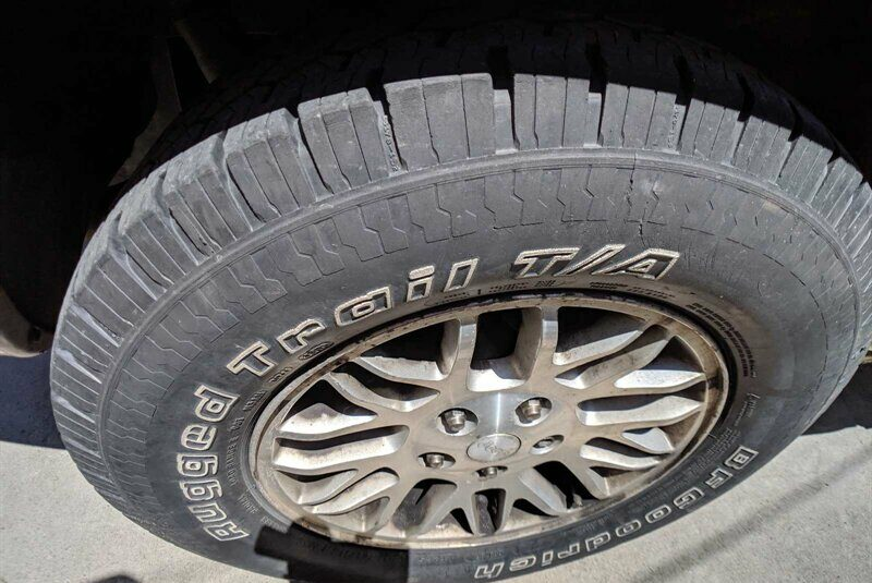 2004 Jeep Grand Cherokee Limited in Denver