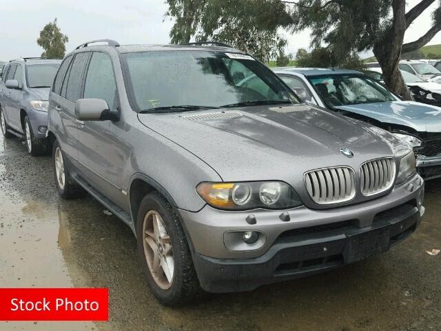 2005 BMW X5 4.4i in Denver