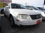 2004 Volkswagen Passat GLS 1.8T in Denver