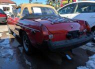 1977 MG B 2D Convertible in Denver