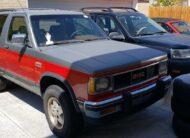 1988 GMC S-15 Jimmy 2dr in Denver
