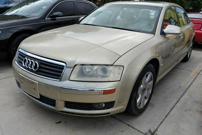 2004 Audi A8 L quattro in Denver
