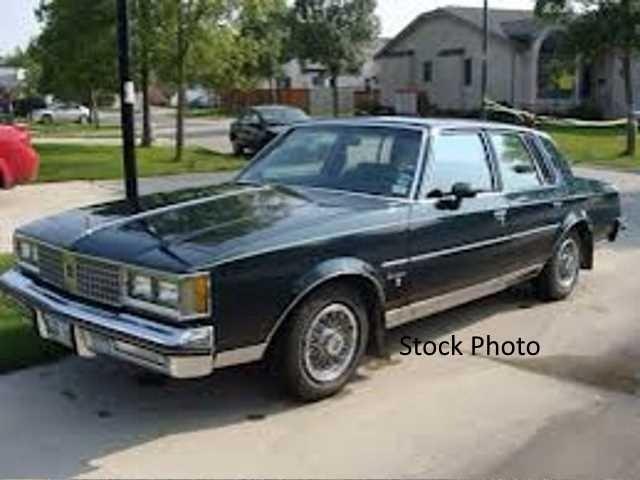 1981 Oldsmobile Cutlass Supreme Brougham in Denver